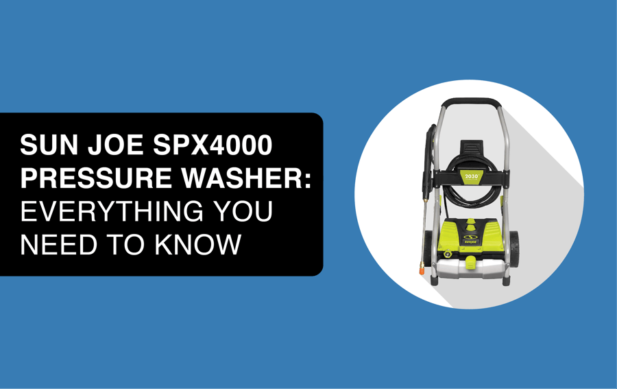 sun joe spx4000 pressure washer header image