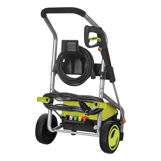 image showing the compact design of the Sun Joe SPX4000 pressure washer