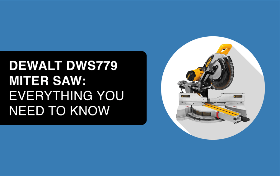 dewalt dws779 12 inch sliding compound miter saw header image