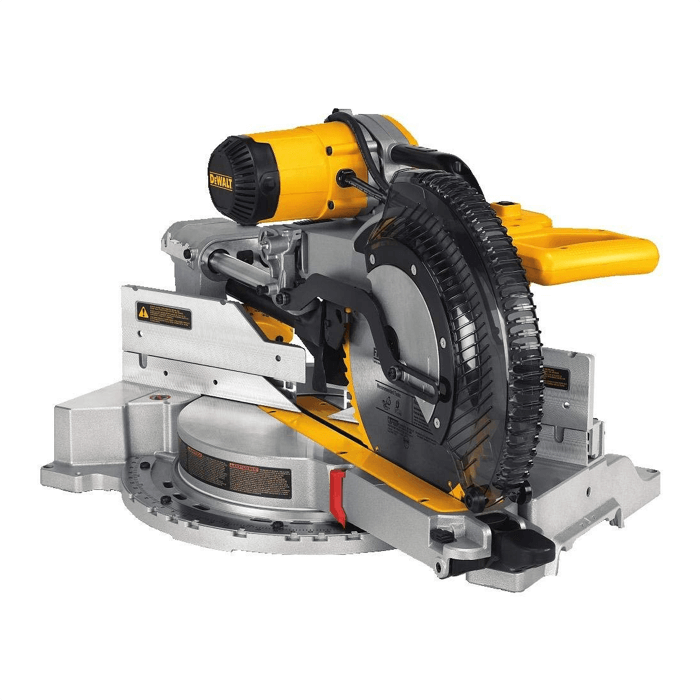image showing the DEWALT DWS779 miter saw