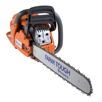 image showing the Husqvarna 455 Rancher chainsaw