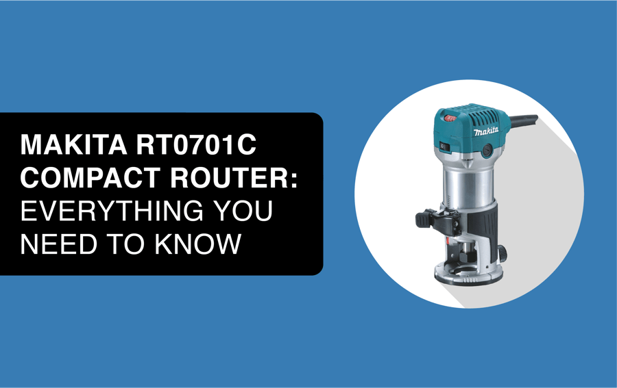 makita rt0701c 1 1-4-hp compact router header image