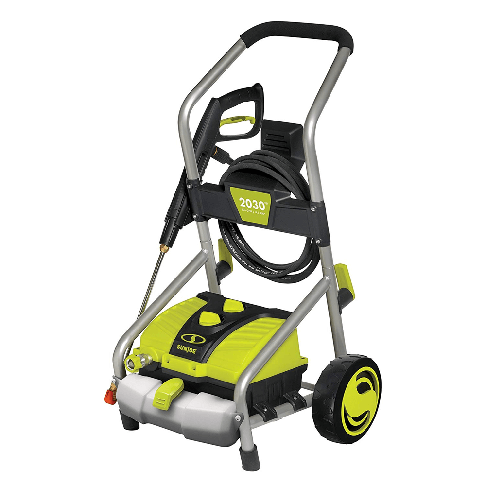image showing the Sun Joe SPX4000 pressure washer