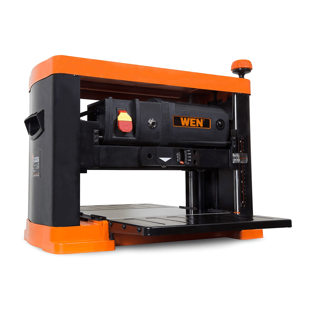 image showing the wen 6552 thickness planer