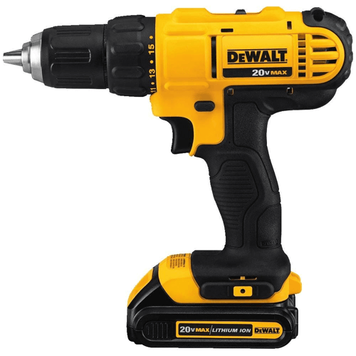 image of the DeWALT DCD777C2 20V max compact brushless drill driver