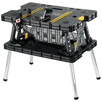 image of the Keter folding work table 17182239