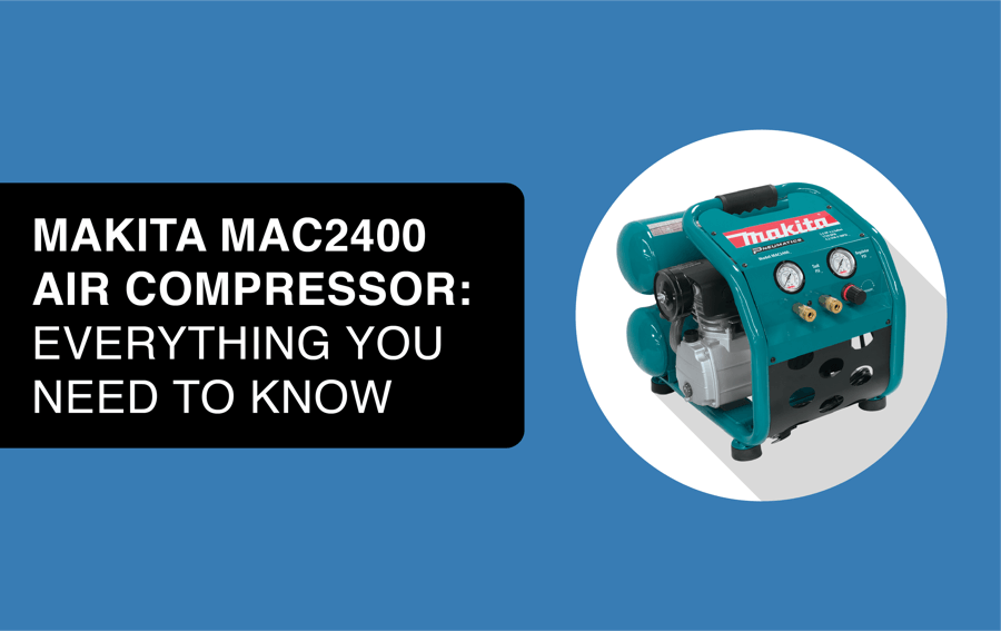 makita mac2400 air compressor header image
