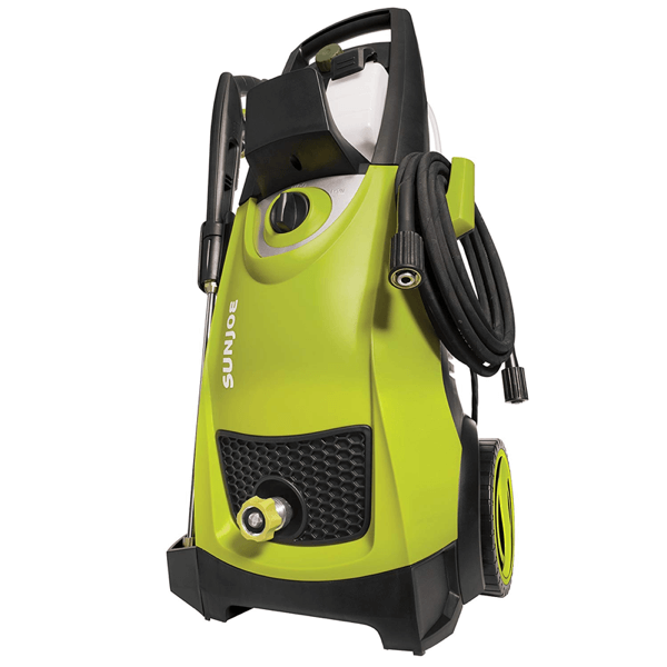 Image of the sun joe spx3000 pressure joe 2030 psi 1.76 gpm 14.5-amp electric pressure washer