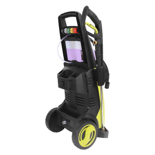 image showing the compact design of the sun Joe spx3000 pressure washer