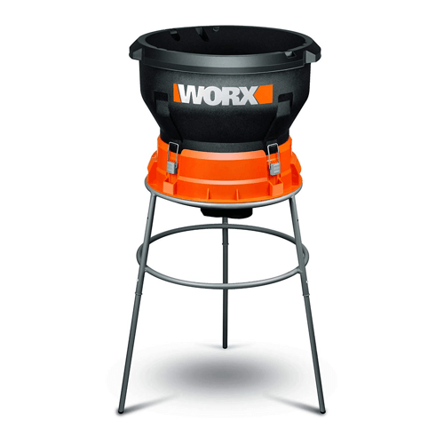 an image showing the WORX WG430 13-Amp Electric Leaf Mulcher