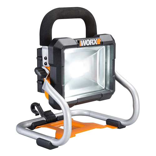 image of the worx wx026l.9 20v work light