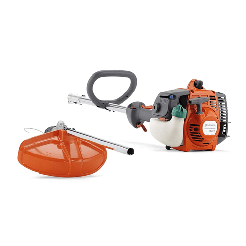 an image of the Husqvarna 128ld 17-inch straight shaft detachable string trimmer