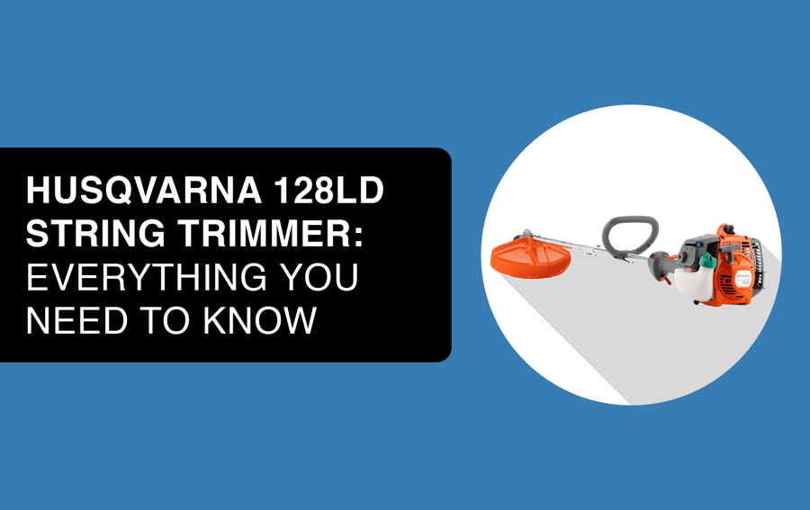 Husqvarna 128ldx string trimmer article header image