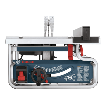 an image showing the Bosch GTS1031 Table Saw