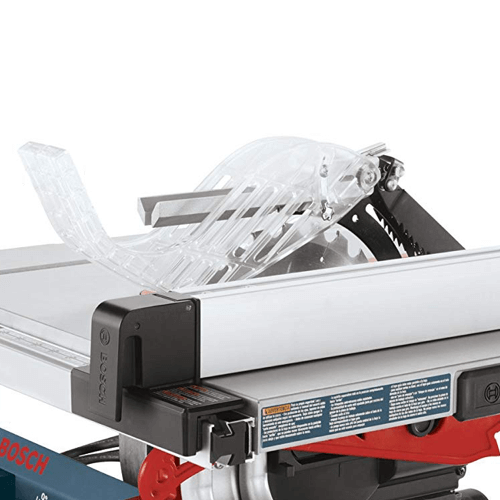 image of the bosch table saw model number bosch gts1031 safety features