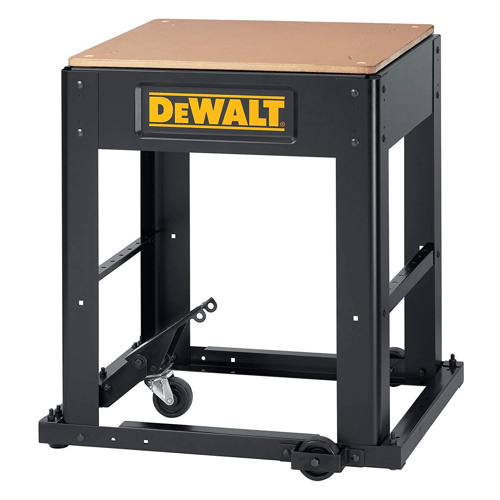 an image showing the DEWALT DW7350 Planer Stand with Mobile Base