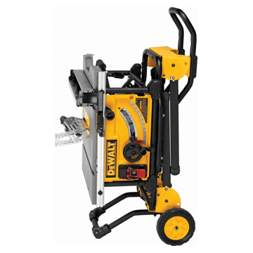 an image showing the DEWALT DWE7491RS Jobsite Table Saw