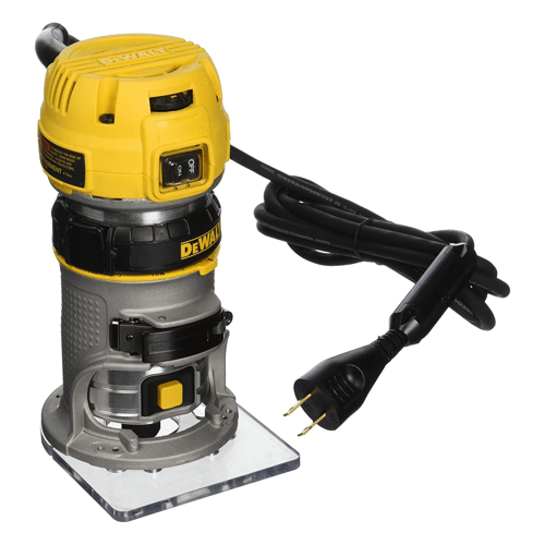 an image of the dewalt dwp611 compact router