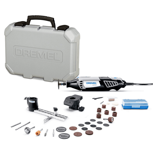 an image showing the Dremel 4000-2-30 Rotary Tool Kit