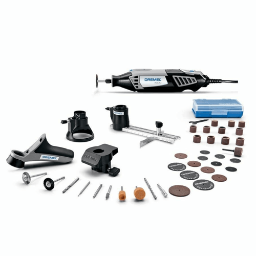 image of the dremel 4000 4-36 rotary tool kit