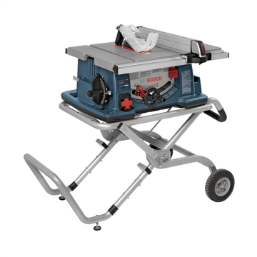 image of the bosch 4100-09 worksite table saw