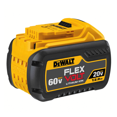 image showing the dewalt 20v flexvolt battery that the DCF885 impact driver is compatible with