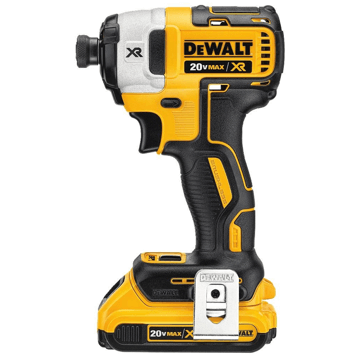 image of the dewalt dcf887 brushless impact driver
