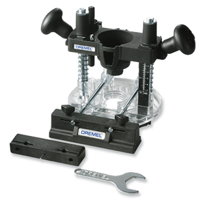 image of the dremel 335-01 Plunge Router Attachment