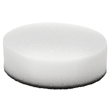 an image showing the foam eraser pad that comes with the Dremel Versa tool