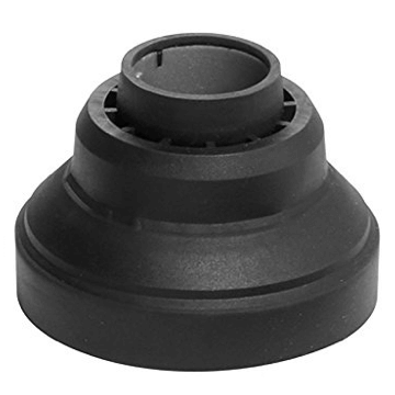 an image showing the rubber splash guard that comes with the Dremel Versa tool