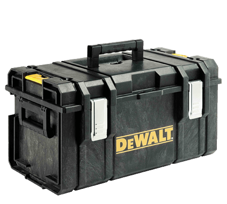 image showing the DEWALT DS300 Large Case DWST08203