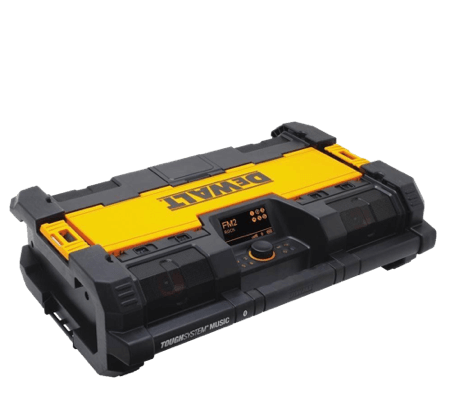 image of the DEWALT Radio + Charger DWST08810
