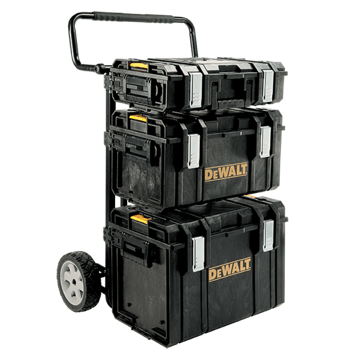 an image showing the DEWALT ToughSystem tool storage