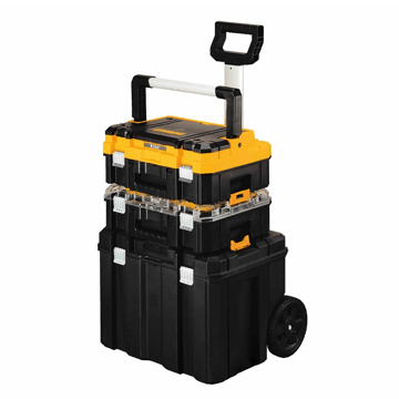 image of one of the available dewalt tstak tool storage system configurations
