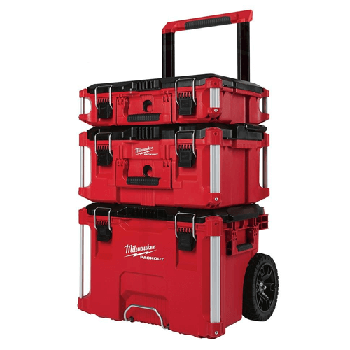 an image showing the Milwaukee 22 inch PACKOUT Modular Tool Box Storage System