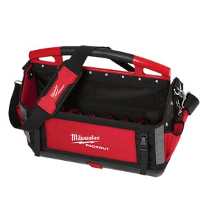 image showing the Milwaukee packout 20 inch tote