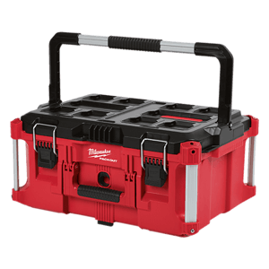 image of the Milwaukee packout large toolbox