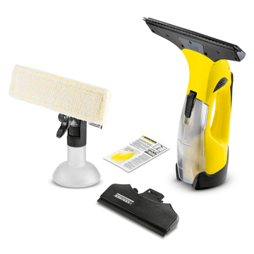 image of the Karcher window vac WV5
