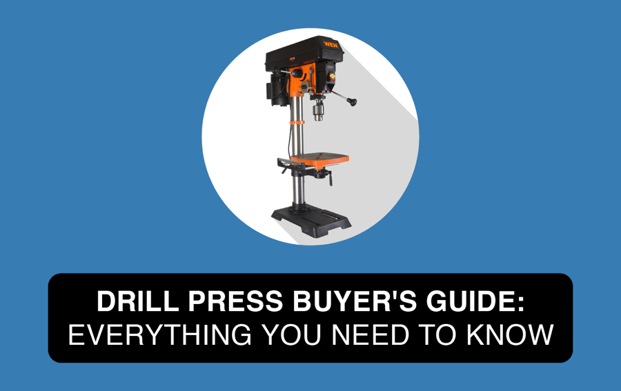 drill press buyers guide header image