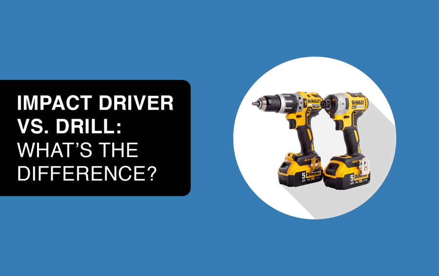 impact driver vs drill article header image
