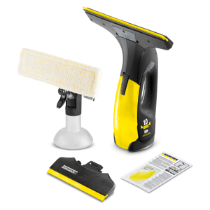 image of the karcher wv anniversary kit