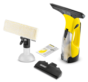 image of the karcher wv5 premium kit