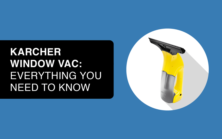 karcher window vac article header image