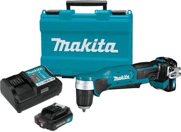 image of the Makita right-angle drill model reference AD04R1