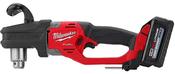 Milwaukee Electric Tool 2708-22 M18 FUEL HOLE HAWG right angle drill toolcrowd image