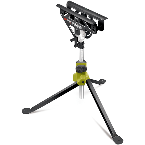 image of the Rockwell RK9034 JawStand XP work support stand, ideal for use with a drill press