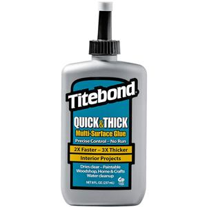 titebond quick and thick adhesive product image