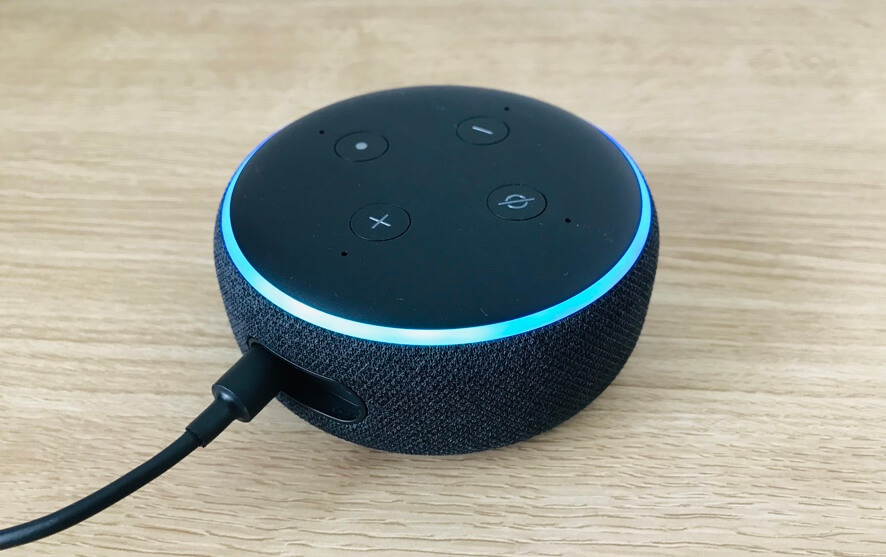 does alexa need to be plugged in all the time header article image