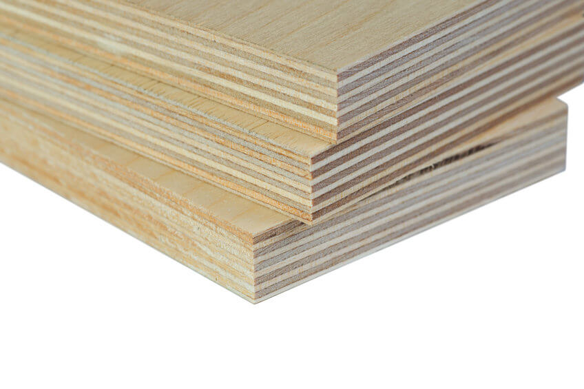 can you use plywood instead of drywall article image - image showing plywood sheets